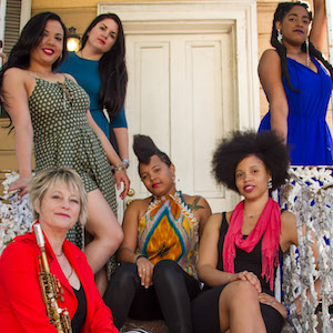 Jane Bunnett & Maqueque Sextet from Cuba